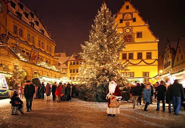 Rothenburg ob der Tauber - Germania