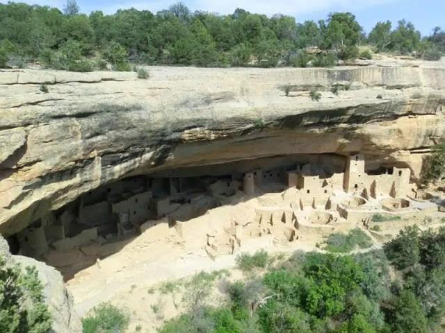 Cliff Palace, Mesa Verde - Colorado, USA
