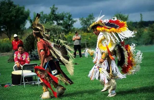 Nativi Americani - Wisconsin, USA