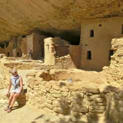 Spruce Tree House, Mesa Verde - Colorado, USA