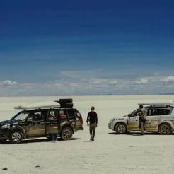 7MML Around the World 2014-2015 - Salar de Uyuni, Bolivia