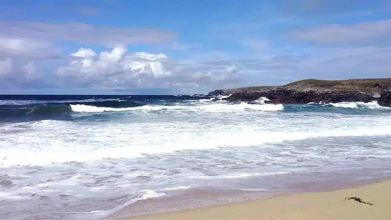 Eoropie Beach - Outer Hebrids, UK