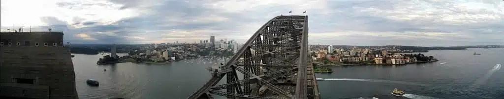 Harbour Bridge - Sydney, Australia