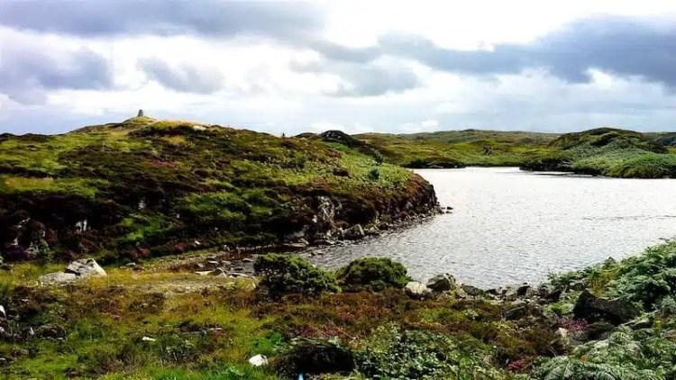 Loch Arnish - Ebridi Esterne, Scozia