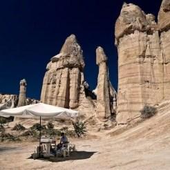 Valle Bianca - Cappadocia, Turchia