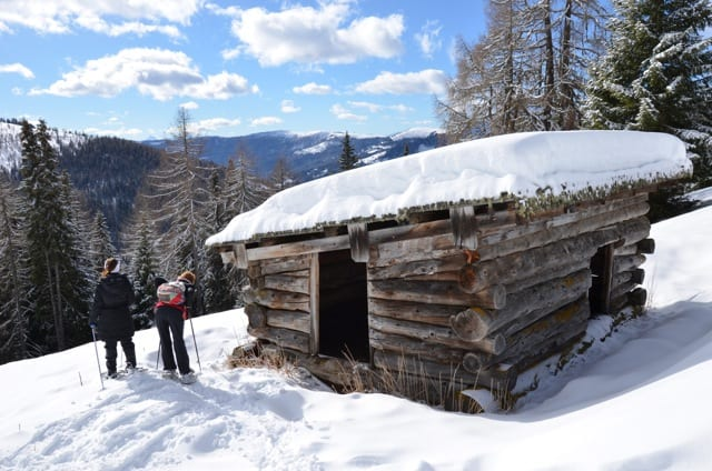 Nockberge - Carinzia, Austria
