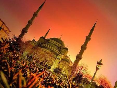Moschea Blu - Istanbul, Turchia