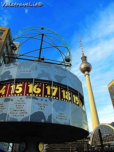 Alexanderplatz - Berlino, Germania