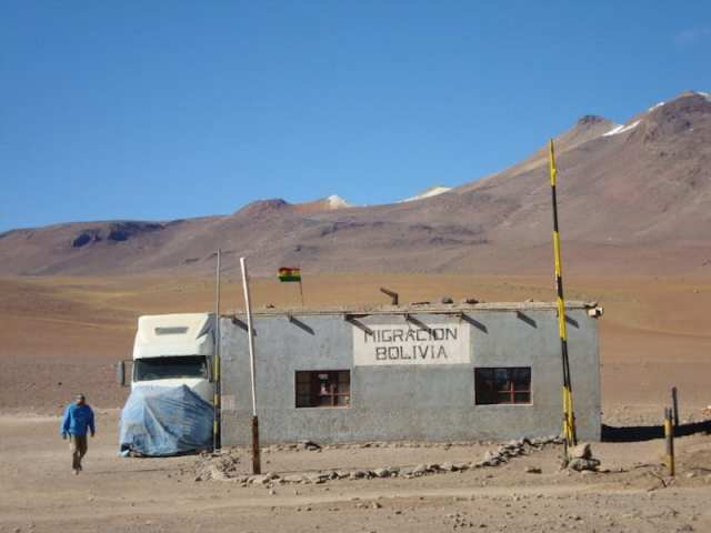 Confine - Bolivia