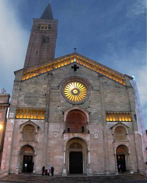 Duomo - Piacenza, Italia