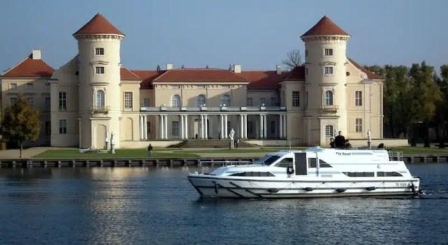 Turismo fluviale in Germania
