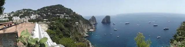 Giardini di Augusto - Capri, Italia