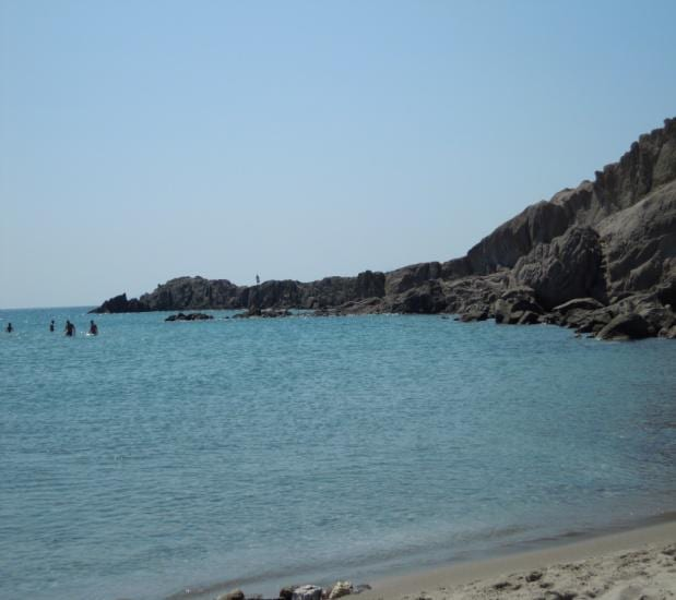 Paradise Beach - Kos, Greece