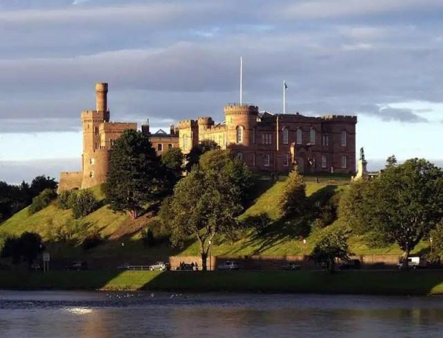 Turismo fluviale in Scozia