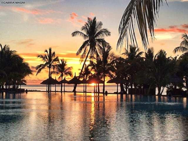 Tramonto - Mauritius