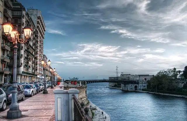 Taranto, Puglia - Italia