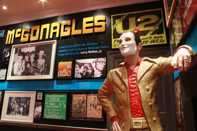 The Little Museum of Dublin – U2