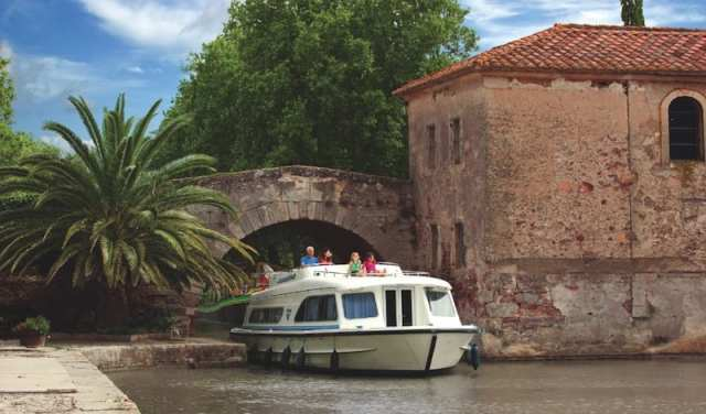 Turismo fluviale in Francia