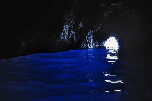 Grotta Azzurra - Capri, Italia