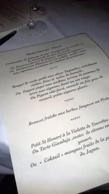 menu plumail