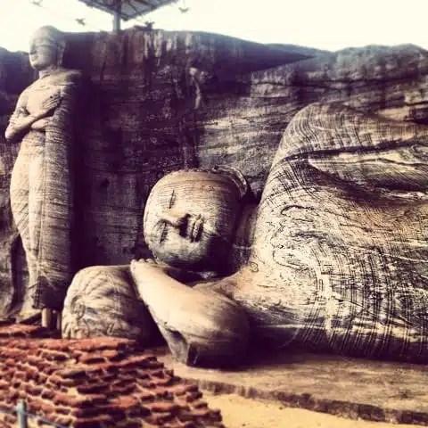 Polonnaruwa - Sri Lanka