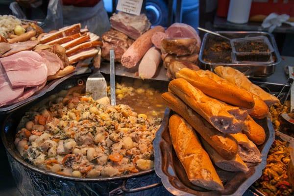 cucina francese - Parigi