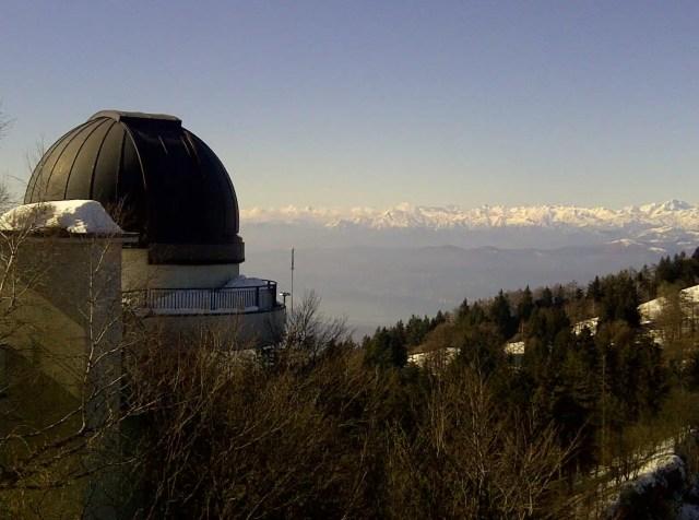 Osservatorio di Campo dei Fiori - Varese, Italia