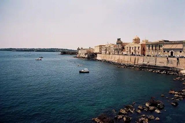 Ortigia - Siracusa, Italia