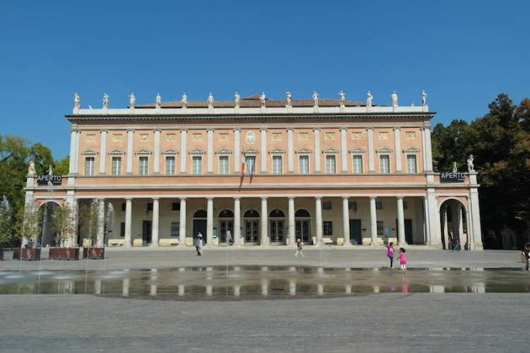Teatro Romo Valli - Reggio Emilia, Italia