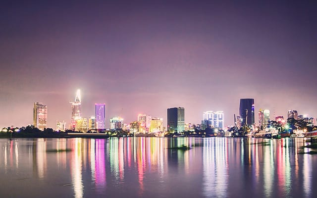 Saigon / Ho Chi Minh City, Vietnam