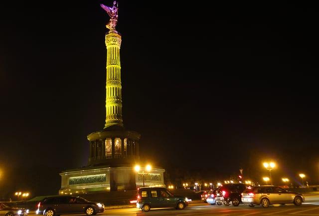 Siegessaeule - Berlino, Germania