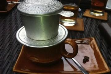 Caffè - Ho Chi Minh City, Vietnam