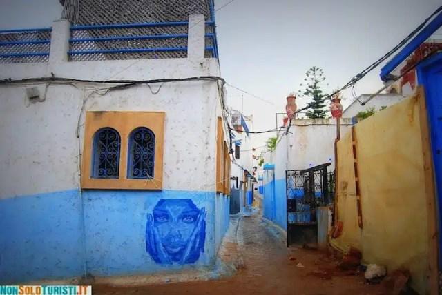 Kasba degli Oudaïa - Rabat, Marocco