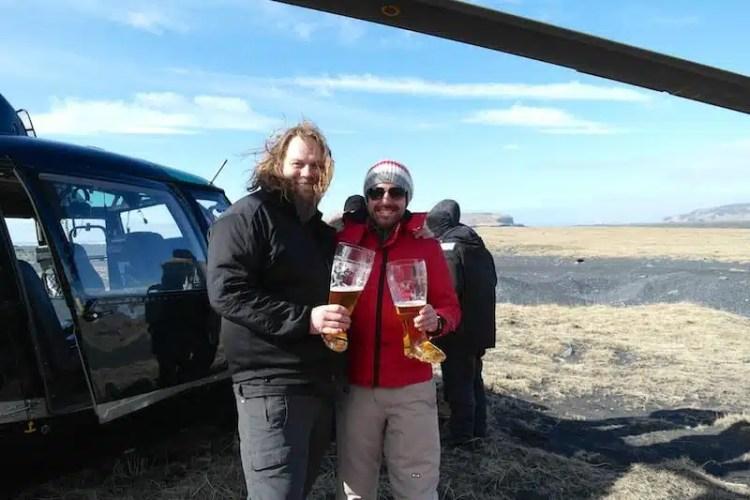 Sulle tracce di Walter Mitty in Islanda