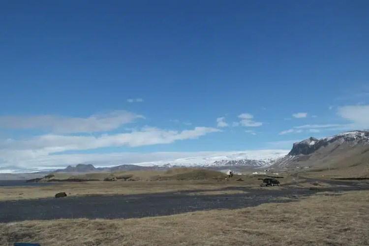 Viaggio on the road in Islanda