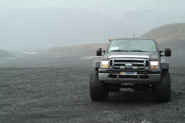 Avventura in 4X4 in Islanda