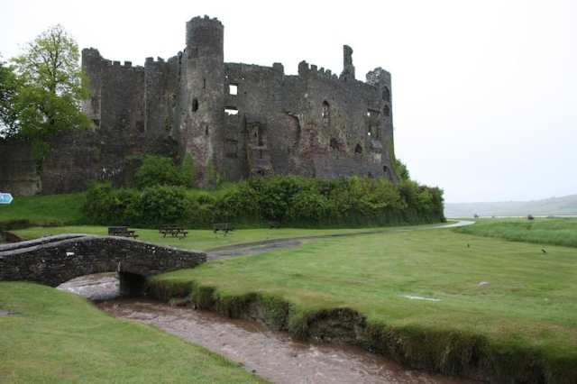 Laugharne - Galles, UK