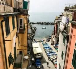 Riomaggiore, Cinque Terre - Liguria, Italia