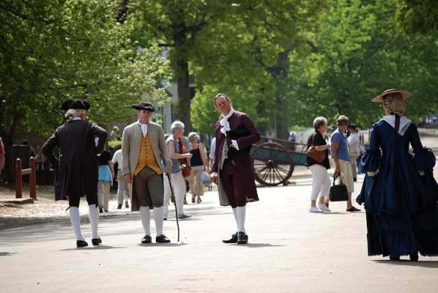 Williamsburg - Virginia, USA