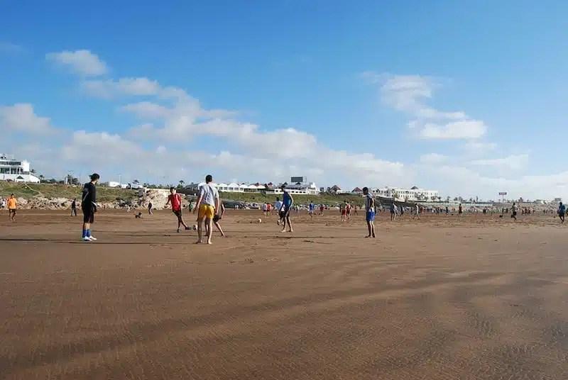 Aïn Diab Beach - Casablanca, Morocco