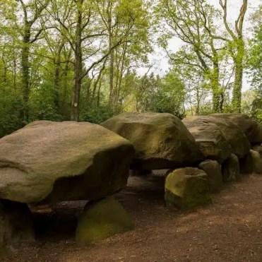 Percorso della Cultura Megalitica