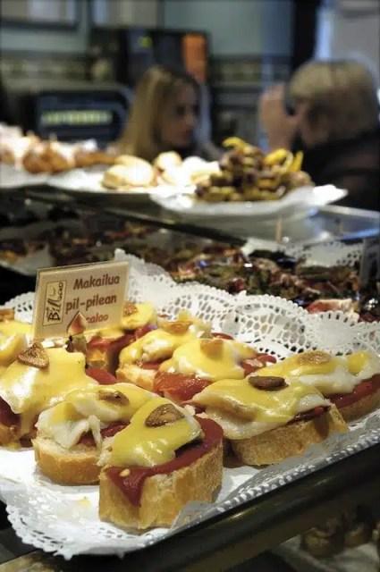 Pinchos - cucina spagnola