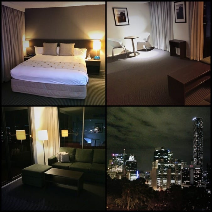 Urban Hotel - Brisbane, Australia