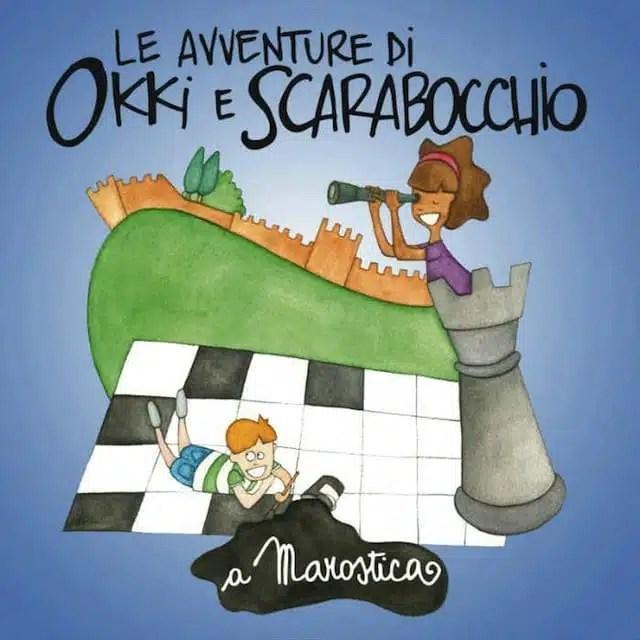 Okki e Scarabocchio a Marostica