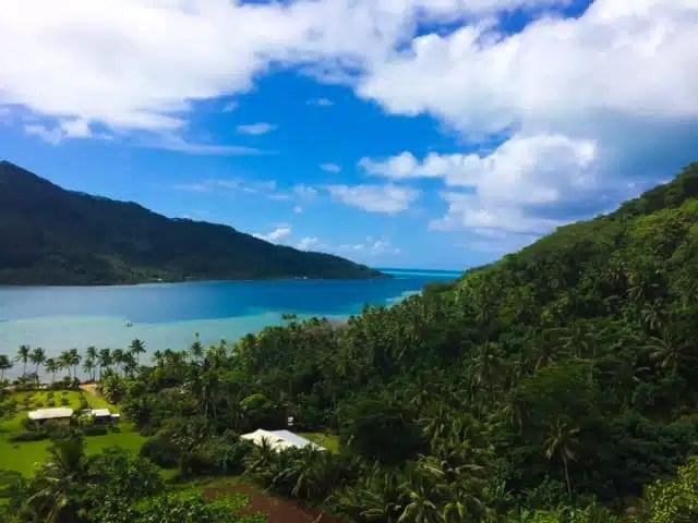 Taha'a, Polinesia Francese