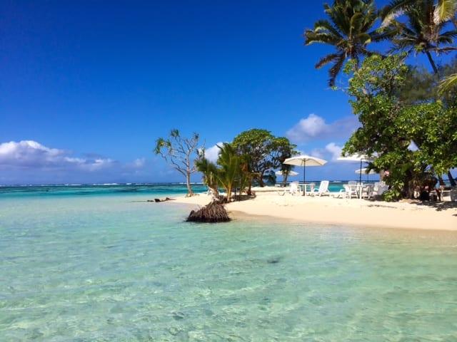 Taha'a, French Polynesia