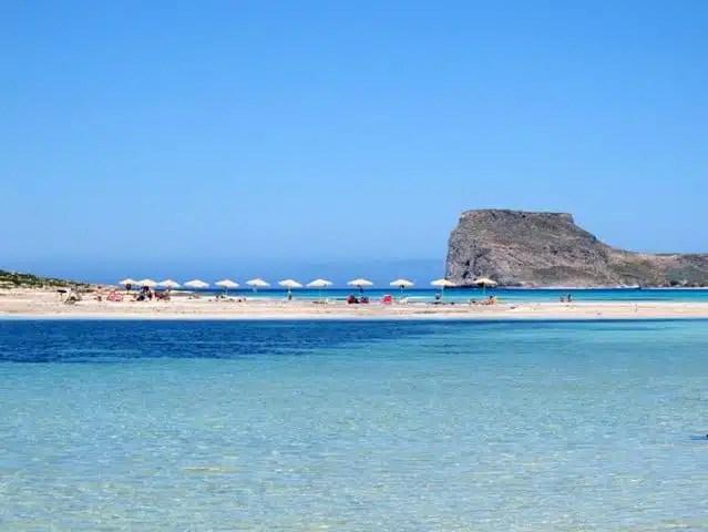 Spiaggia di Balos - Creta, Grecia