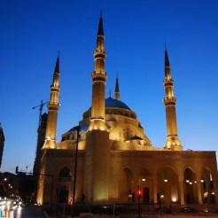 Moschea Mohammed Al-Amin - Beirut, Libano