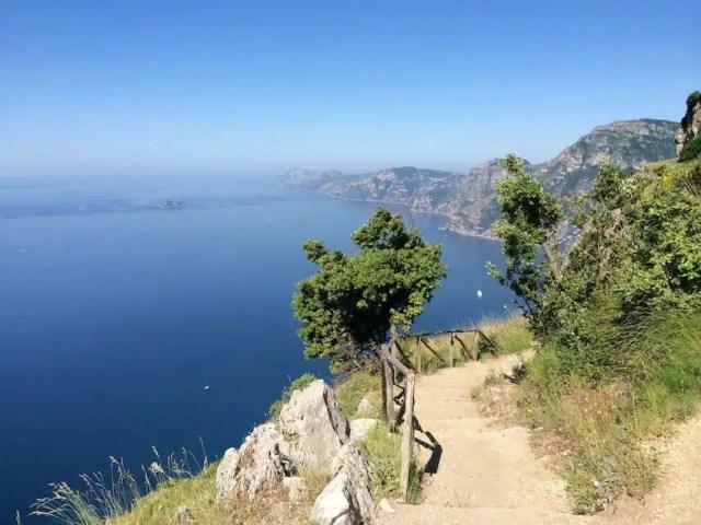 Il Sentiero degli Dei, Costiera amalfitana - Italy
