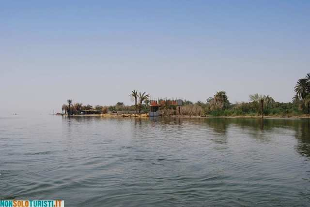 Lago Qaroun, Egitto